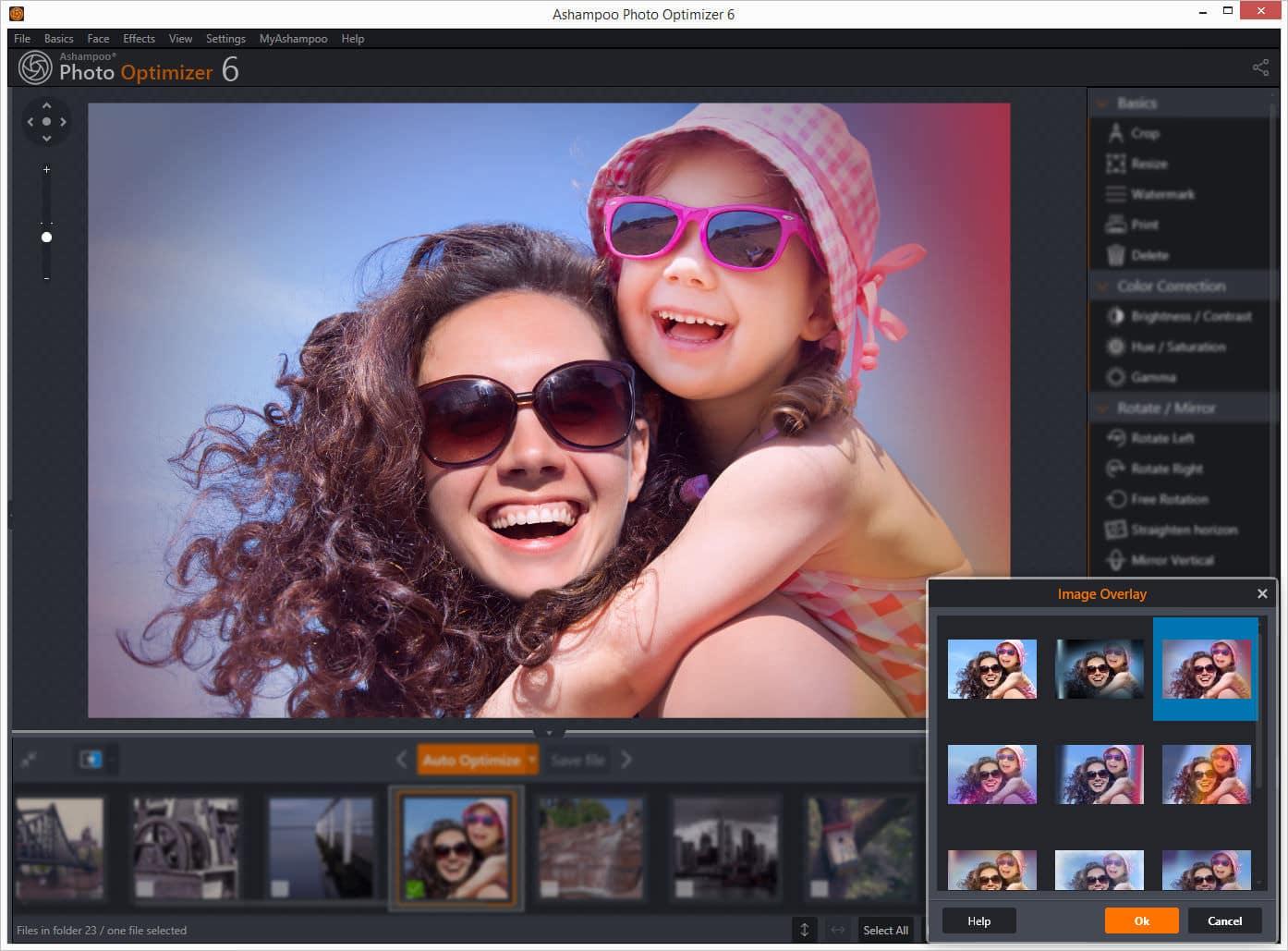 Optimer bildene dine med Ashampoo Photo Optimizer 6